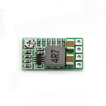 Mini DC-DC 12-24V To 5V 3A Step Down Power Supply Module Voltage Buck Converter Adjustable 97.5% 1.8V 2.5V 3.3V 5V 9V 12V dc dc voltage converter positive to negative step down power supply boost buck module 3 15v to 3 3v 5v 6v 9v 12v 15v