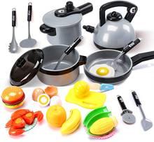 Детские игрушки в виде фруктов и овощей Классические для кухни