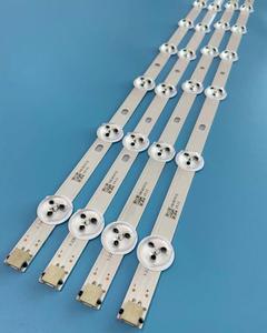 Image 1 - 4pcs LED רצועת 9 נוריות עבור LG 32 שורה Rev0.9 A/B סוג 6916L 1030A 6916L 1031A 6916L 0923A 6916L 0881A LC320DXN SE R1 LED32A2000V