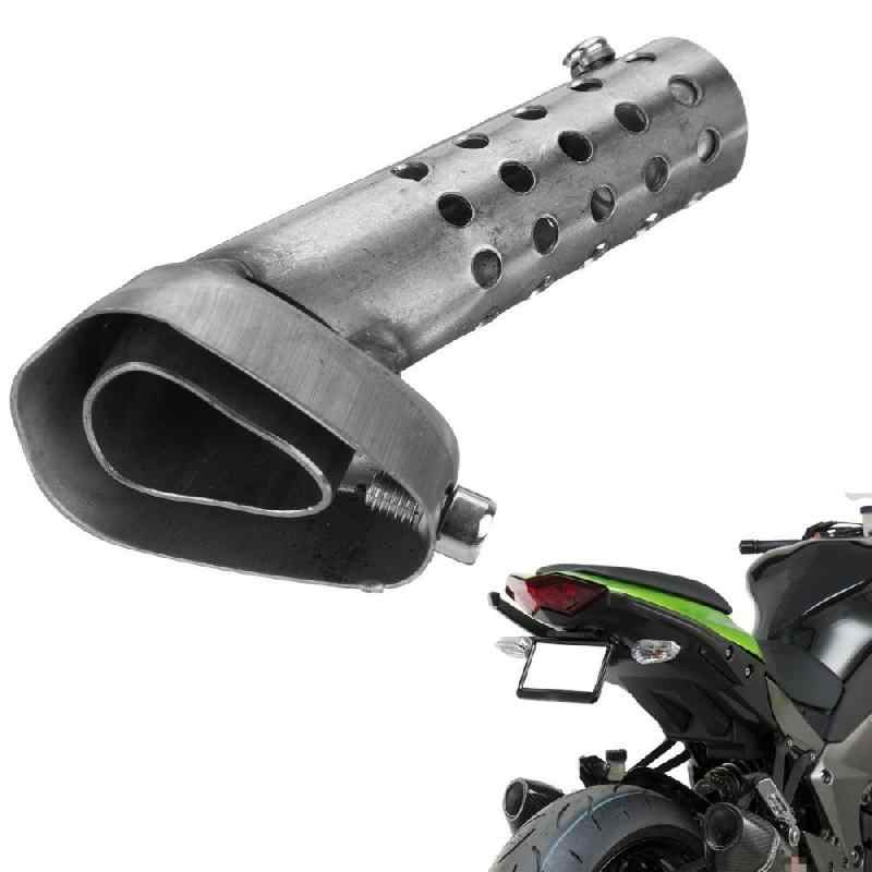 Universal Motorcycle Exhaust Pipe Muffler Adjustable db Killer Exhaust Silencer For Akrapovic KTM Ducati 42mm 45mm 48mm