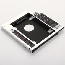 12,7 мм 2nd жесткий диск SSD жесткий диск картридж для оптического диска адаптер для hp павильон DV3 DV4 DV5 DV6 DV7 DV8 G4 G6 G7 заменить UJ8B1 DS-8A5LH DVD