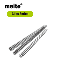 Meite CL 72 clips Air nail gun spring tools M66 mattress nails for Cage Fix, packing: 6660pcs/ctn