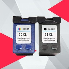 Compatible 21 22 XL Ink Cartridge Replacement for HP 21 22 for HP21 for HP22 21XL 22XL Deskjet F2180 F2280 F4180 F380 380