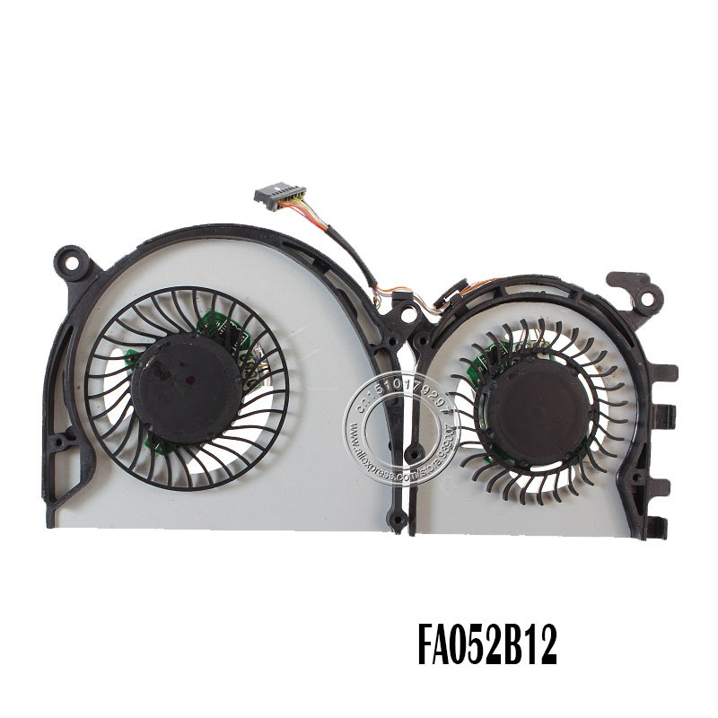New CPU Fan And Heatsink For Xiaomi mi air 13.3 FA05B12 460.0CE02.0001 DLT160707 01A01X07595