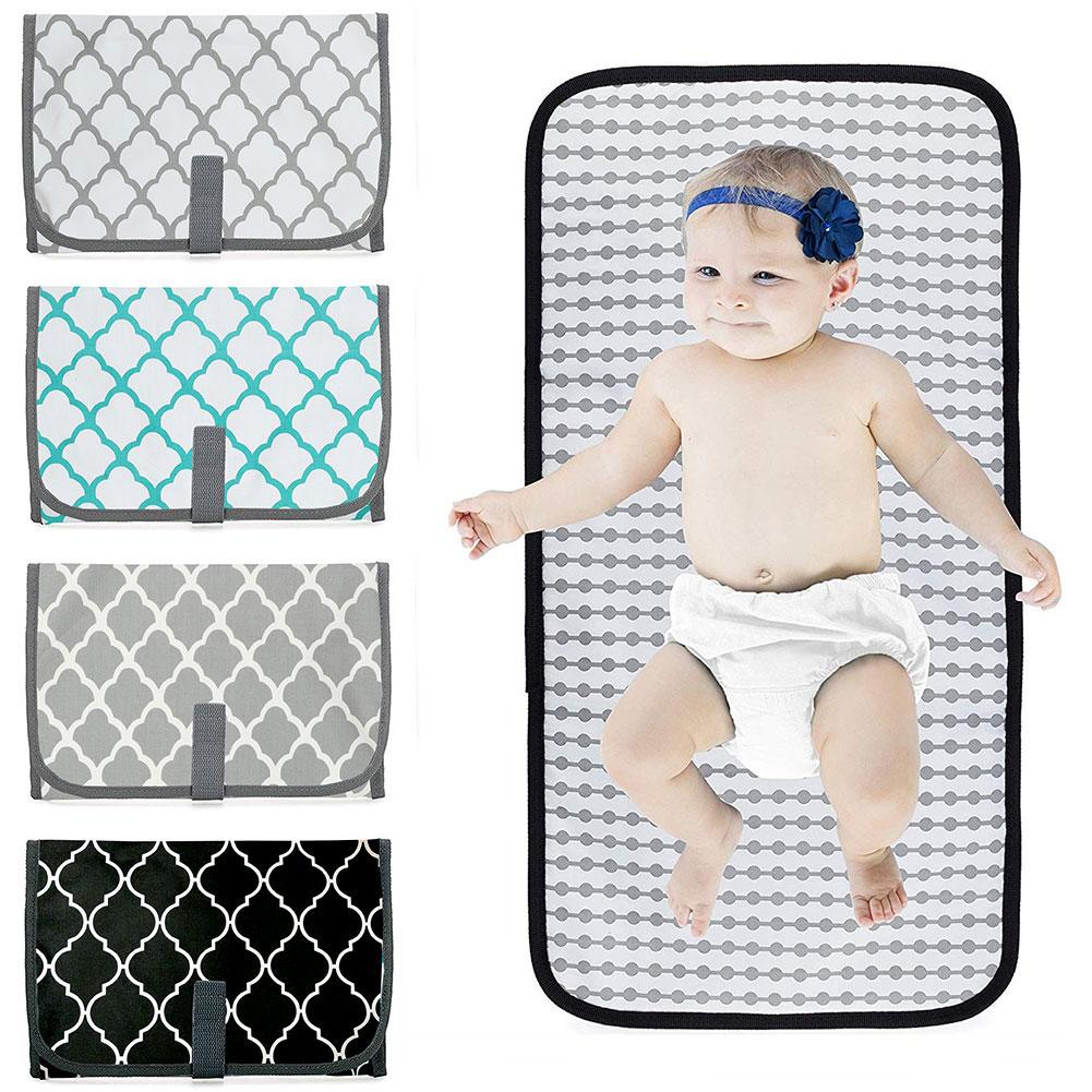 Diaper Pad Baby Diaphragm Diaper Replacement Pad Waterproof Insulation Pads Travel Baby Supplies