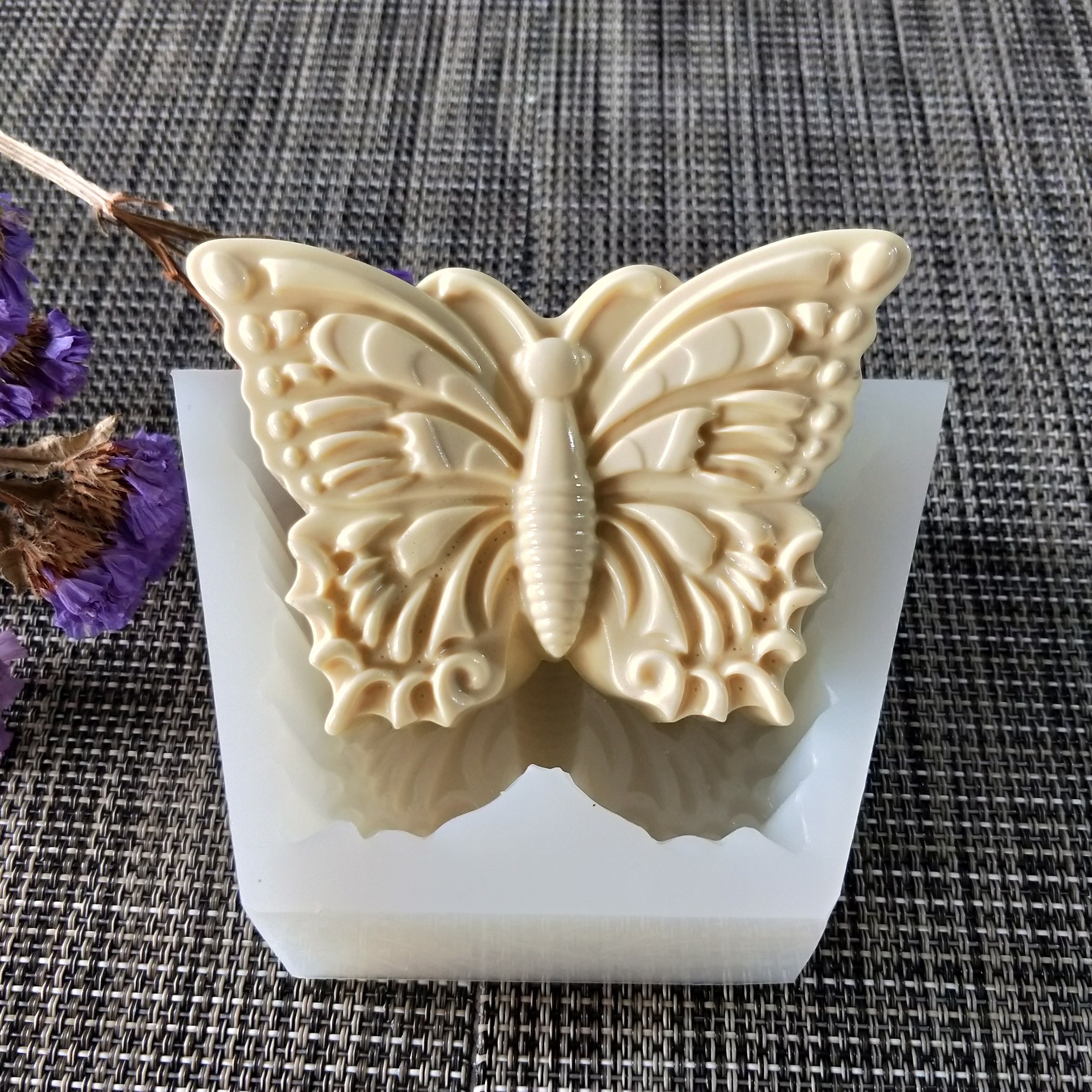 PRZY animals butterfly silicone mold soap mould handmade soap making molds candle silicone mold resin clay mold