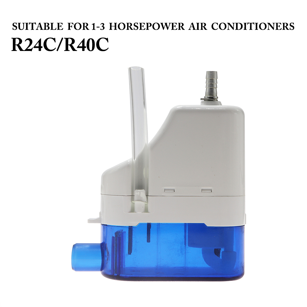 Drainage Pump Air Conditioning Drain Pump Ultra-Quiet Built-in Float with Water Storage System PC-24A