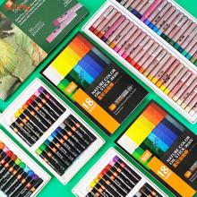 12 18 24 kolor ciężkie kolory olej pastelowe młodzi studenci artystyczny obraz graffiti olej w proszku stick wypełnienie miękkie kredki malowanie cheap CN (pochodzenie)