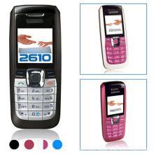 Low Mobile Phone 2610 Low-End Cheap Activity Straight Button