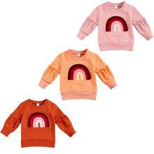 Outfits Sweatshirt Baby-Girls-Boys FOCUSNORM Newborn Print 0-24M 3-Colors Pullover Tops