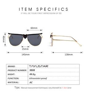 Image 4 - MEESHOW Women Fashion Sunglasses 2020  Luxury High Quality Cat Eyewear Rhinestone Oversize Frame Sun Glasses
