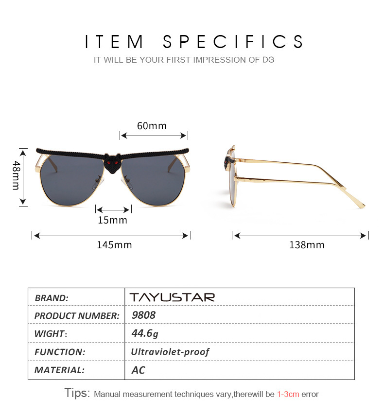 Image 4 - MEESHOW Women man Sunglasses 2020 Fashion Luxury High Quality Cat Head Frame Sunglasses INS Street Trendy rhinestone glassesWomens Sunglasses   -