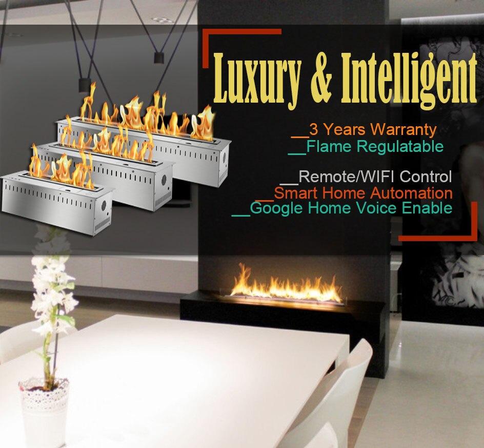 Hot Sale 36 Inches Modern Ethanol Burner Fireplace Burner