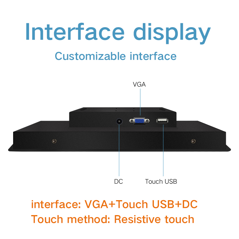 VGA-触摸
