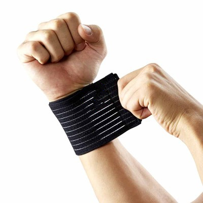 Basketball Shuttlecock Volleyball Sports Anti-Sprain Adjustable Pressure Bracer Breathable Protective Clothing/Bandage Wrist Pro