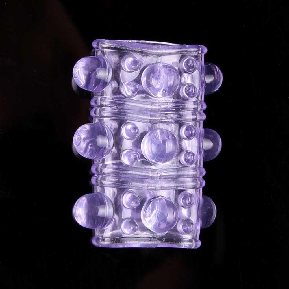 4.3cm * 2cm TPE זין טבעת חבר ארוטי פין זכר מין זין כלוב צניעות חגורת פימוזיס גבר זקפה עורלה
