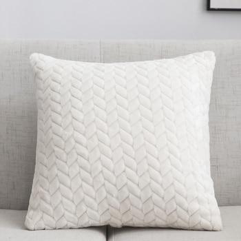 Soft Plush Cushion Cover 1