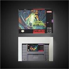 Super Metroided Hyper Version   RPG Game Card Battery Save US Version Retail Box