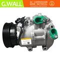 6SBV16 AC компрессор для KIA RIO 1.5L CERATO 1 6 CRDi 2004-2012 11270-24500 8C271-00450 11270-28800 P30013-2270 P30013-2271