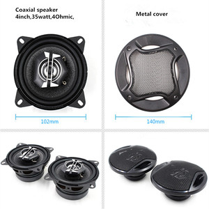 Image 5 - 12V High Power Audio Amplifier  Motorcycle  Radio Speakers MP3 Player Bluetooth For  ATV UTV Scooter FM USB Music Sound System