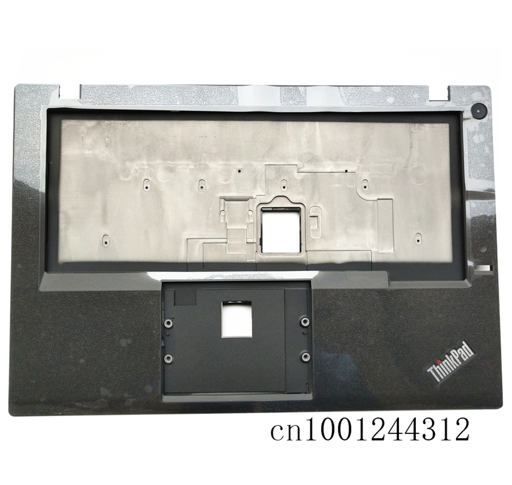 New Orig for <font><b>Lenovo</b></font> Thinkpad <font><b>T440S</b></font> T450S Palmrest Keyboard Bezel Upper Cover Case W/FPR AM0TW000500 /Independent graphics card image