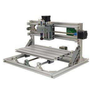 Image 4 - Mini Laser CNC Khắc CNC 3018 Laser Khắc Dụng Cụ Cắt GRBL 10W Cắt Laser Gỗ Router CNC3018 2in1 chạm Khắc