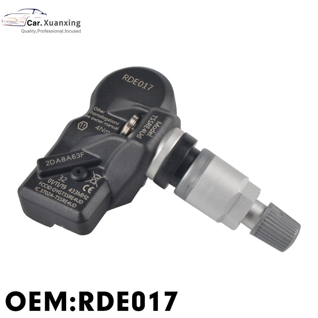 4x rdks TPMS presión neumáticos sensores válvula de metal para alpina BMW Mini 1er 2er 3er