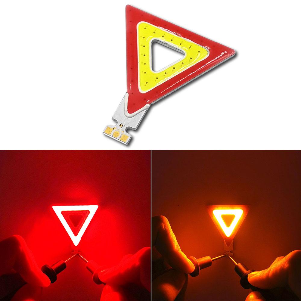 2V 3V COB LED Chip For Bicycle Light Mini Bike Rear Tail Lights Signal Lighting Bulb Kit Accessories DIY Decoration LED Lamp