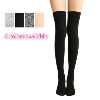 Japanese sweetness student long socks knee socks high knee socks knee high socks women stockings over the knee socks цена 2017