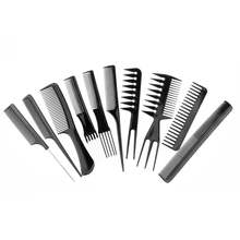 Профессиональный парикмахерский гребень taoye teemo 10 шт/компл