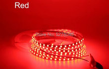 led strip 2835 12v 120leds 5MM pcb white/warm white/red/green/blue/pink/ice blue/golden/4000K Not waterproof highlighted 5M
