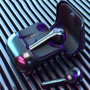 TWS Bluetooth наушники 9D стерео Беспроводные наушники гарнитуры IPX5 водонепроницаемые сенсорные наушники с микрофоном