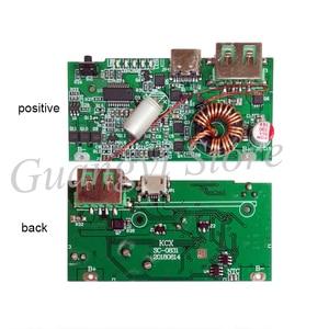 Image 2 - Qualcomm QC3.0/PD2.0/30W çift yönlü hızlı şarj mobil güç kaynağı Diy kiti şarj Boost devre