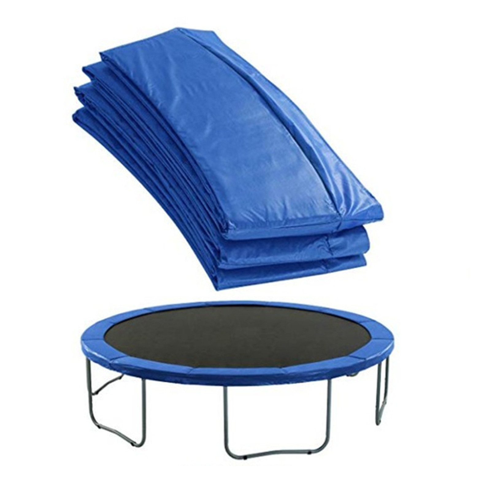 Universal Trampoline Replacement Safety Pad Spring Cover Long Lasting Trampoline Edge Cover Anti-Ultraviolet Anti-Tearing