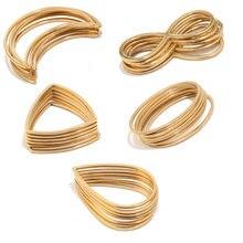 40 unids/lote de acero inoxidable de la gota pendiente, pendiente de resultados componentes Waterdrop corazón triángulo encantos conectores para hacer pendientes