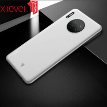 X-Level Clear Case For Huawei Mate 30 Pro Ultra Thin Super Light PP Back Phone Cover For Huawei Mate 30 Transparent Case Mate30(China)