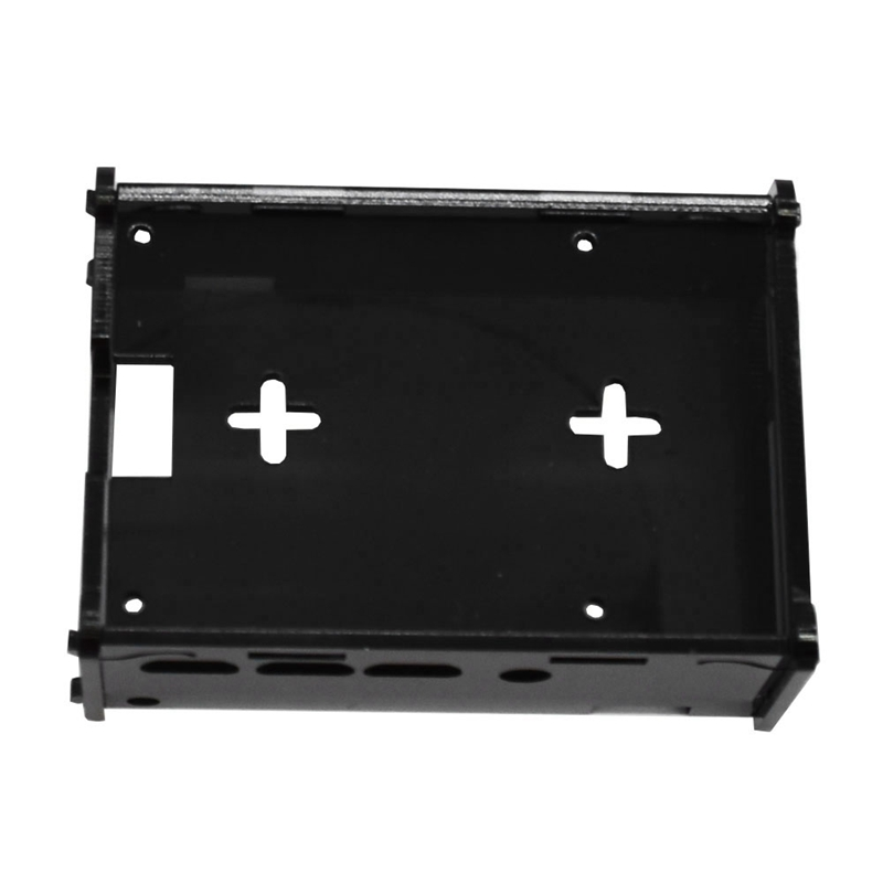 Acrylic Case Box Shell for 3.5 Inch Tft <font><b>Screen</b></font> and <font><b>Raspberry</b></font> <font><b>Pi</b></font> <font><b>4B</b></font> image