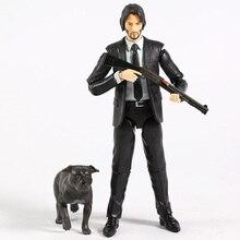 MAFEX figurine daction 085 John Wick chapitre 2 Keanu Reeves, en PVC, jouet de modèle à collectionner
