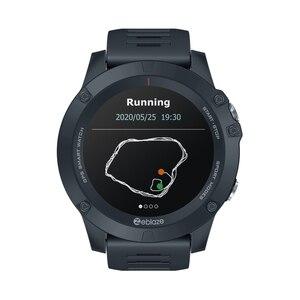 Image 4 - 2020 Smart Watches Zeblaze VIBE 3 GPS GLONASS Multisport GPS Smartwatch GREENCELL Heart Rate Algorithm 280mAh Battery Bluetooth