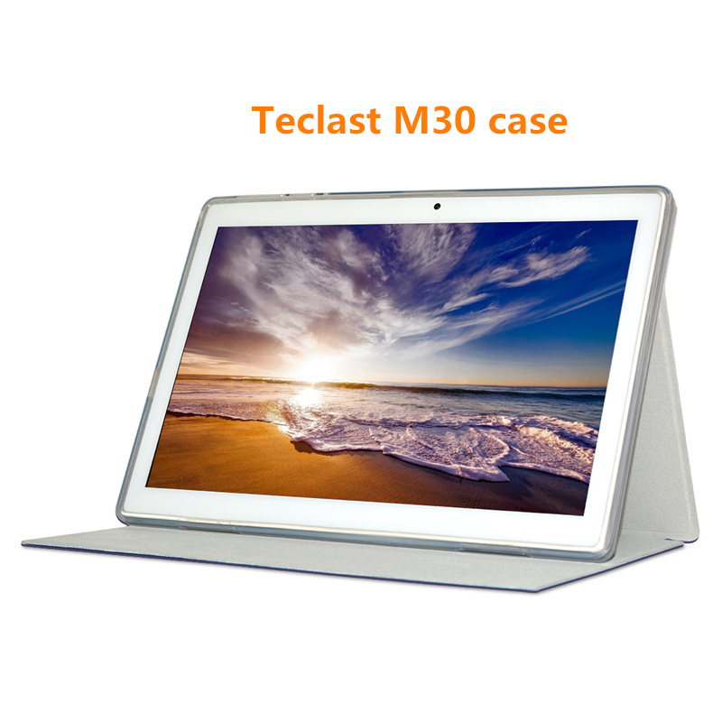 """Case For Teclast M30 10.1""""Tablet Pc Stand Case 10.1 Inch stand Pu Leather Cover for 2019 Teclast M30 with gifts