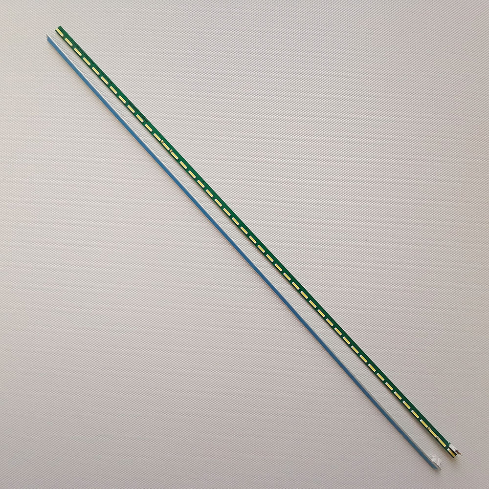 10 PCS New 46LED 537mm LED backlight strip 49Inch FHD R L type G1GAN01-0791A G1GAN01-0792A for LG 49LF5400 MAK63267301 NC490EUN