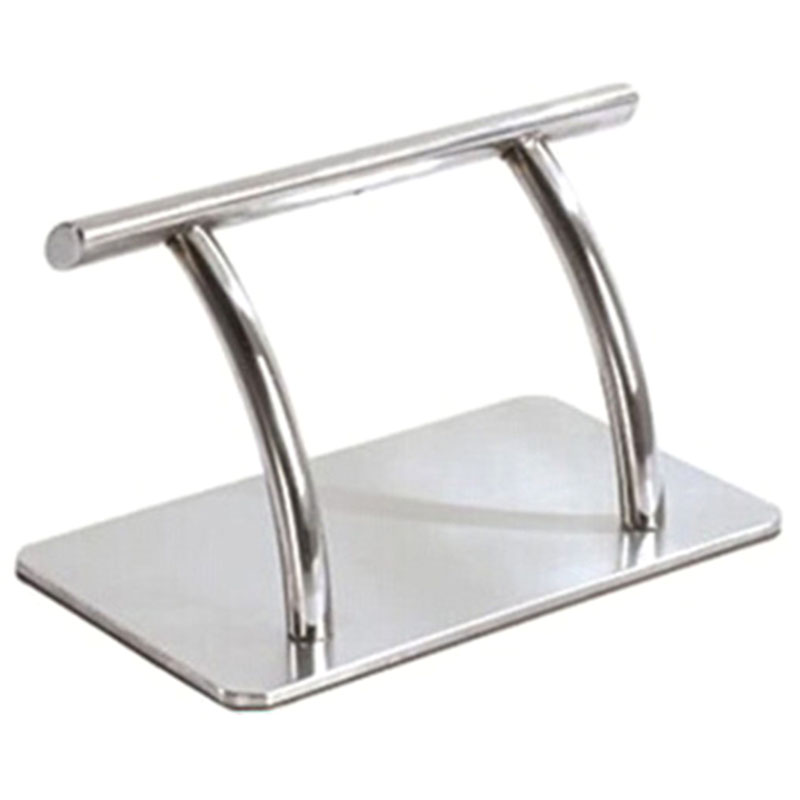 Stainless Steel Footrest Salon Barbers Hair Chair Tattoo Stylish Tool Equipment Tool Accessory