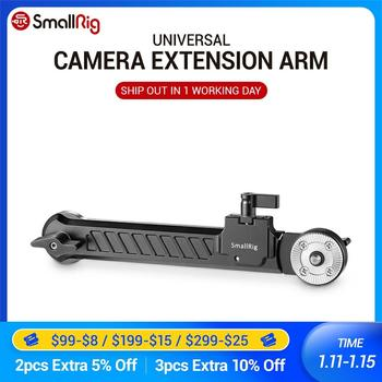 SmallRig Aluminum ARRI Rosette (Diameter 31.8mm) Extension Arm 360 Angle Adjustable 167mm to 255mm Long - 1870