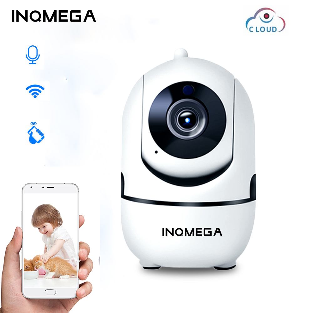 INQMEGA 1080P Full HD Wireless Cloud IP Camera Home Security Surveillance Camera Network Camera Two Way Audio CCTV Camera