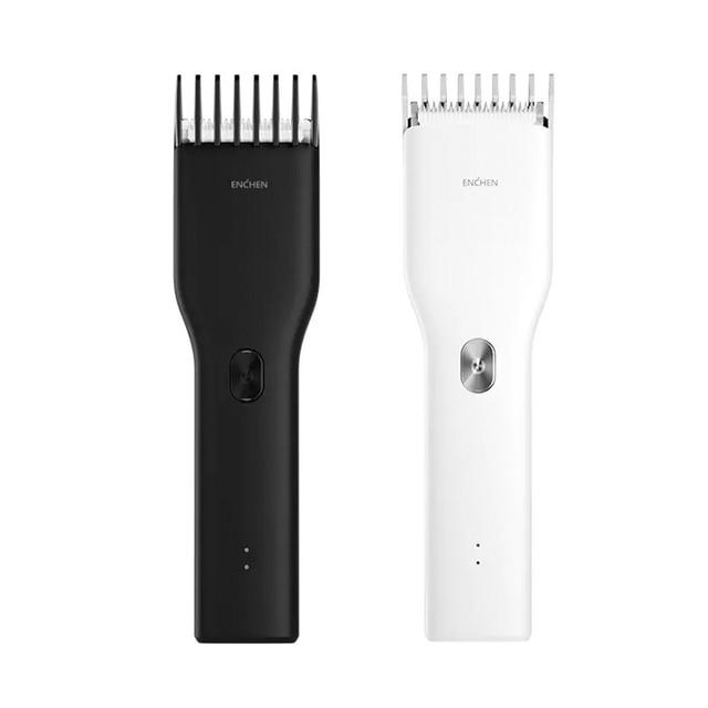 ENCHEN Boost USB Electric Hair Clipper Two Speed Ceramic Cutter Hair Fast Charging Hair Trimmer Children Hair Clipper