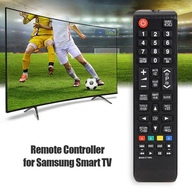 Television Remote Control BN59 01199G Household TV Easy Enjoying Ornaments for Samsung UE32J5205 UE32J5250 UE32J5373
