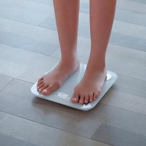 Image 2 - Xiaomi yunmai スマートママ体脂肪スケール mini2 浴室重量 BMI 電子 LED デジタル bluetooth アプリ