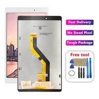 Para Samsung Galaxy Tab A 8 0 2019 T290 T295 pantalla LCD digitalizador Panel táctil montaje + herramientas