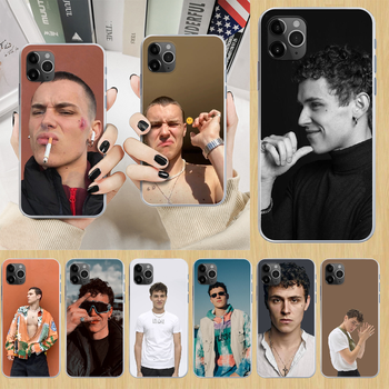 Spanish aron piper TV series Phone Case cover For iphone 5 5S 6 6S PLUS 7 8 12 mini X XR XS 11 PRO SE 2020 MAX transparent image
