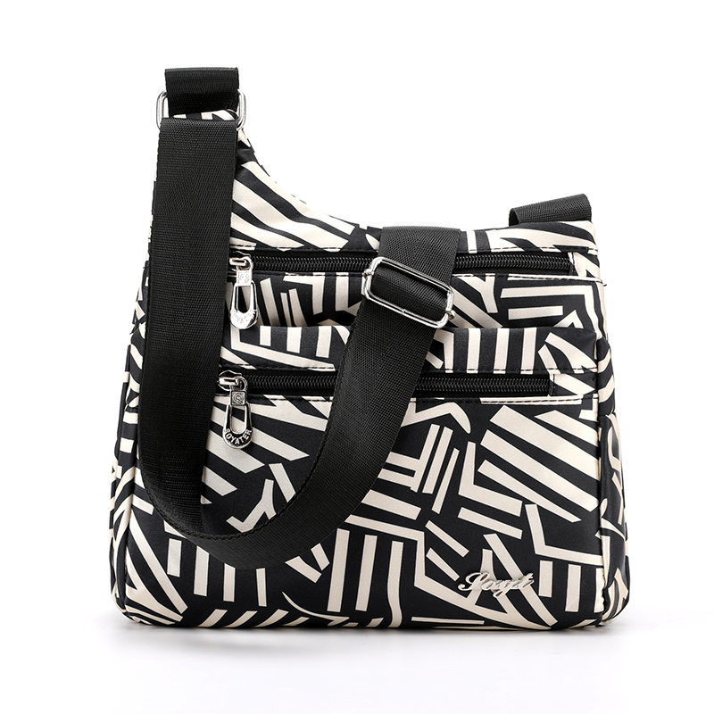 Nylon Women Shoulder Bags Luxury Handbags Designer Travel Shopper Bags Ladies Crossbody Bags Tote